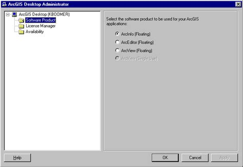 Desktop Administrator by The Arcgis Desktop Administrator