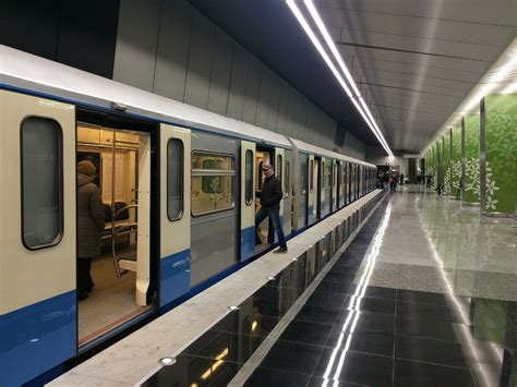 Metro Section 8 by Moscow Metro Line 8 Extension Opens Metro Report