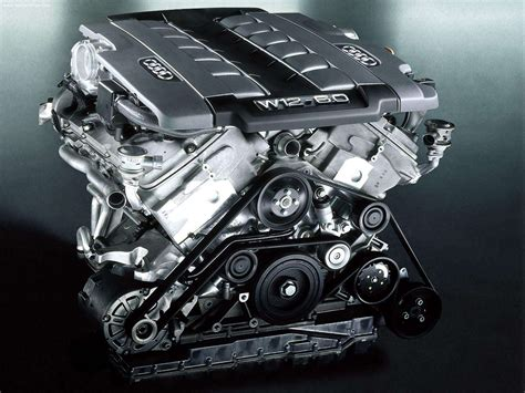 Audi A8 6 0 W12 by Audi A8 L 6 0 W12 Quattro Picture 05 Of 05 Engine My