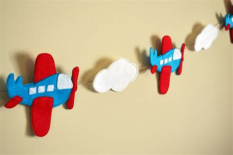 pattern for felt airplane sewing patterns 171 eco felt crafts