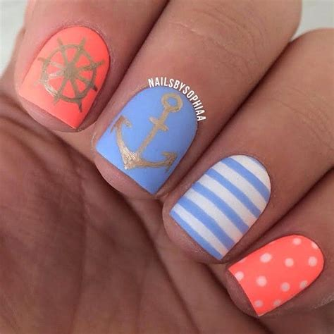 New Simple Nail Designs