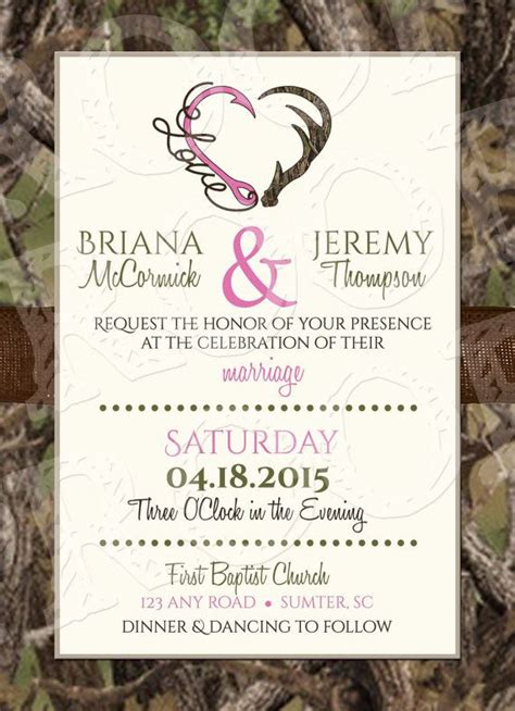 camo wedding invitations to make 365 best ideas for mycamo wedding images on