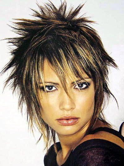 shoulder length spiky punk hair ladies hair styles 76 best bob hairstyles images on pinterest bob