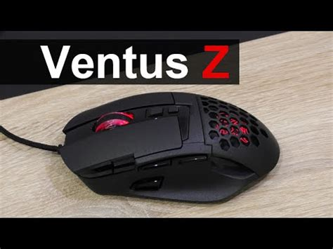 Tt Esports By Thermaltake Ventus Z Laser Gaming Mouse thermaltake tt esports ventus z gaming mouse review