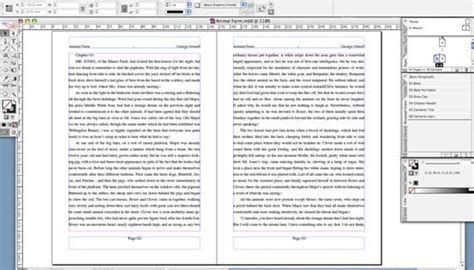 how to create a table of contents using indesign
