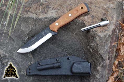 brothers of bushcraft couteau bushcraft de survie tops knives b o b brothers of