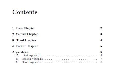 how to modify a table of contents in microsoft word office