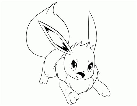 eevee coloring pages to print pokemon coloring pages eevee evolutions coloring home