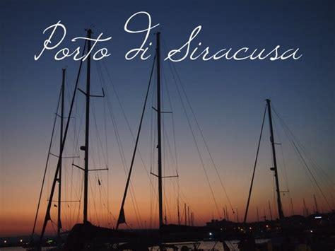 porto di siracusa my word with douglas e welch 187 porto di siracusa via