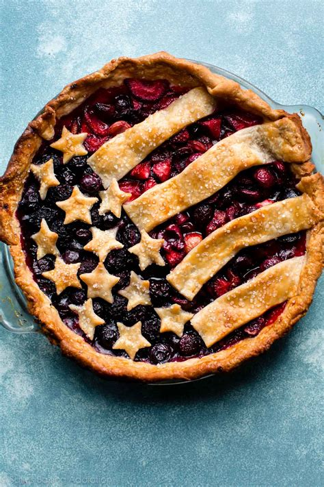 images of pie american flag pie sallys baking addiction