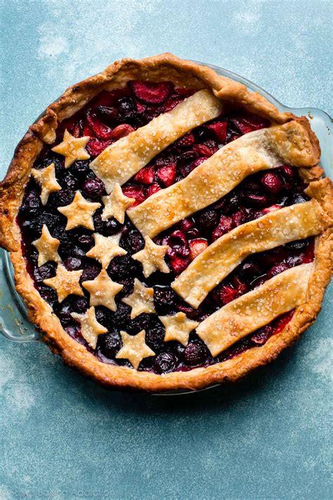 american flag pie video sallys baking addiction