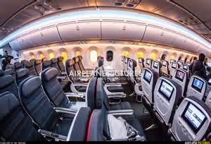 Open Layout House Plans c ghpv air canada boeing 787 8 dreamliner at montreal