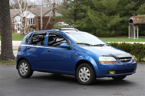 2004 Chevrolet Aveo 2004 chevrolet aveo 5 ls