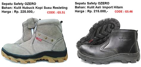 Dr Becco Inova Safety trendsepatupria grosir sepatu safety images