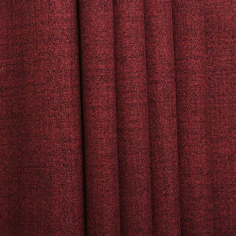 curtain upholstery traditional genuine soft plain thick wool upholstery
