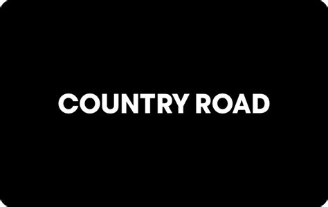 Country Road Gift Card - woolworths country road egift card