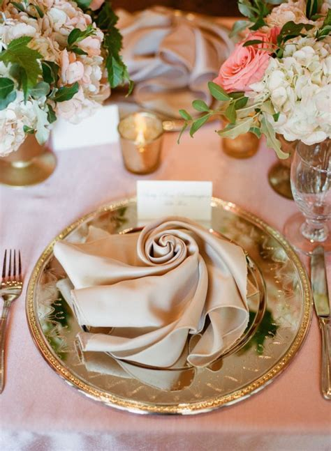 Best 25  Wedding napkin folding ideas on Pinterest