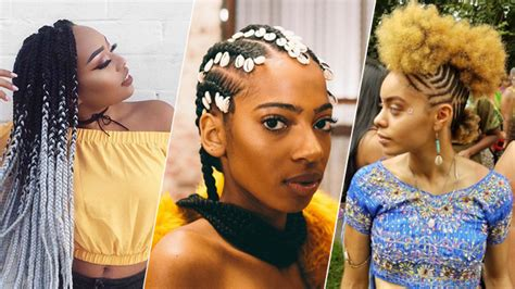 hype hair pictures of braids 16 killer braided looks to rock this summer