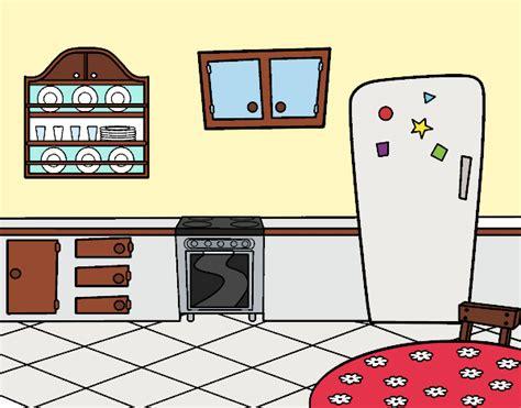 cucina tradizionale disegno cucina tradizionale colorato da utente non