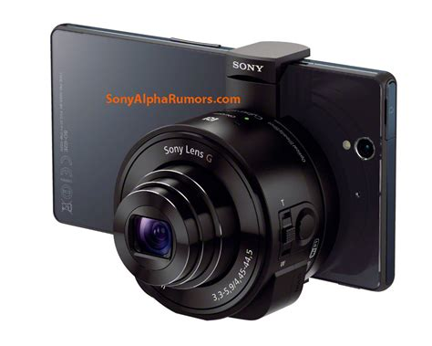 Sony Smart Lens Qx10 those are the sony dsc qx10 and dsc qx100 lens