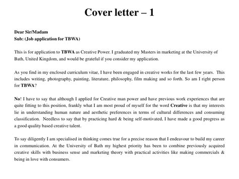 why write a cover letter effective cover letter today s agenda why write a cover