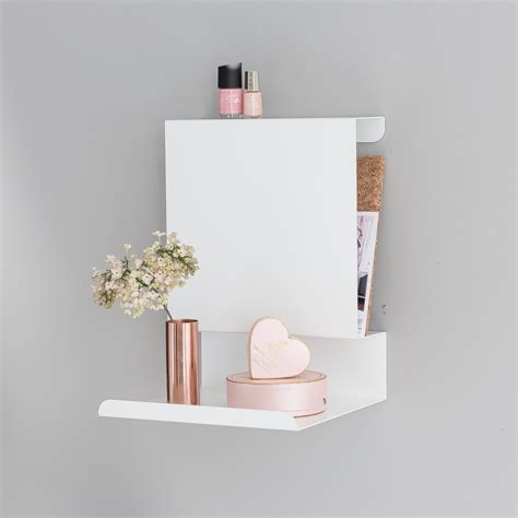 Ledge Shelf White by Ledge Able Shelf White By Linde