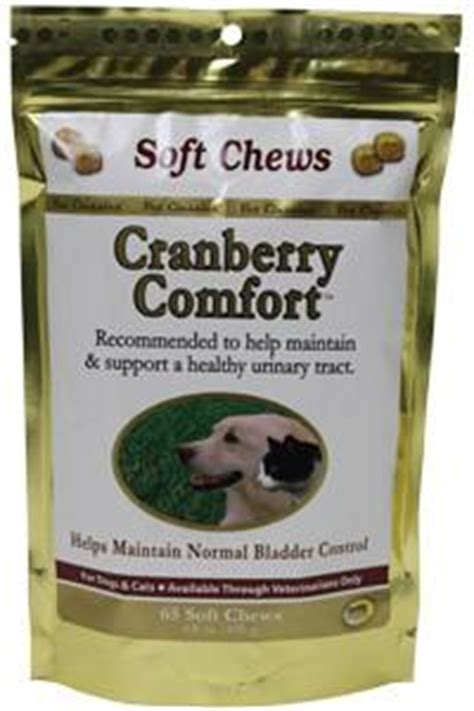 Cranberry Comfort by Cranberry Comfort Chews For Dogs Cats 65ct Shop