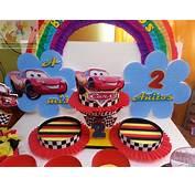 DECORACIONES INFANTILES CARS