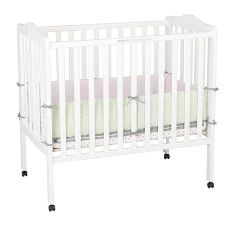 White Mini Crib Ikea Baby Cribs Delta Portable Mini Crib White From Delta