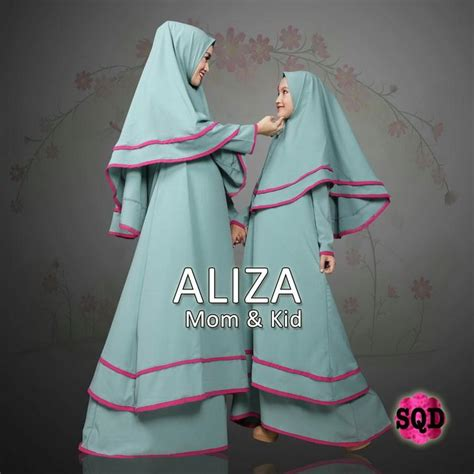 Maxidress Busui Longdress Simple Gamis Model Terbaru Anindia Dress syarahqu design fashion butiq