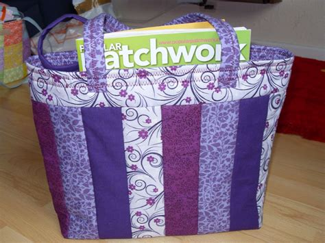 Patchwork Bag Patterns Free - easy bag popular patchwork
