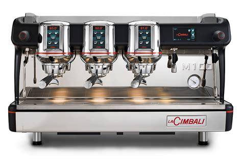 cafe nuova macchina macchine da caff 232 e cappuccino per bar la cimbali
