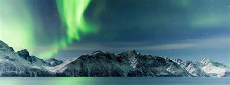 northern lights facebook cover