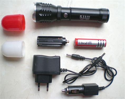 Senter Zoom senter zoom 5 11 tactical jual stungun kamera