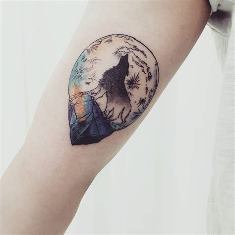 tattoo moon design 115 best moon designs meanings up in the sky
