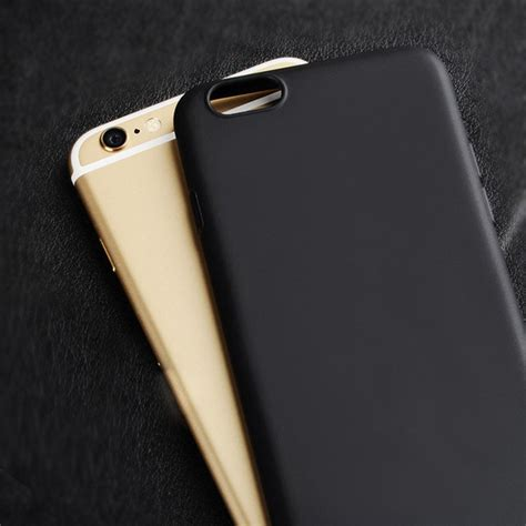 Softcase Tpu Slim Kuat Keren Soft Cover Casing Iphone 7 7s Plus ultra thin tpu slim jet for iphone 7 8 black