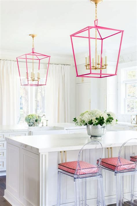 Pink Chandelier Burleson 5 Lighting Ideas To Brighten Up Your Dining Table Houseandhome Ie