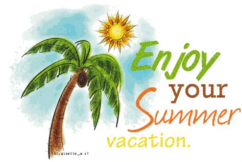 Enjoy Summer Black happy summer enjoy summer quotes sayings with pictures