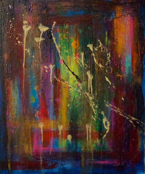 painting no textural drip painting no 2 by mademoisellemelli on deviantart