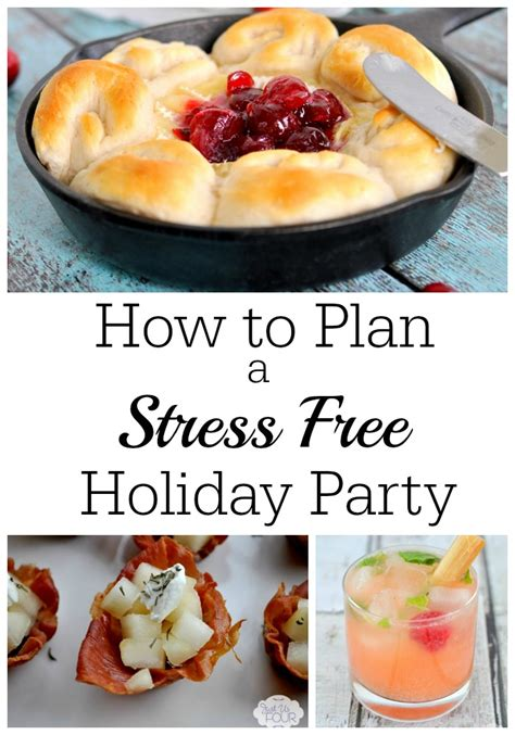 How To Plan A Stress Free Holiday Party And A Free | how to host a stress free holiday party my suburban kitchen