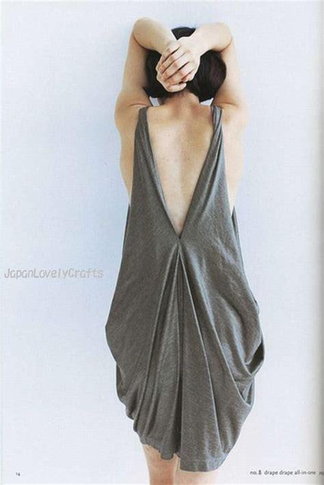 draped gown pattern drape drape 1 by hisako sato japanese sewing patterns