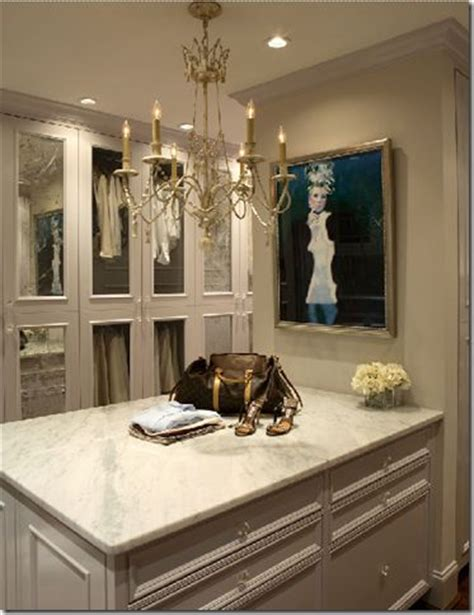 master closet islands quot quot master closet with chandelier marble surfaced