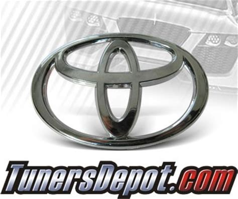 Toyota Original Spare Parts Toyota Genuine Replacement Parts Front Grill Emblem 03