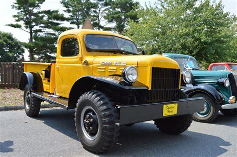 1948 dodge power wagon restored 1948 dodge power wagon offroaders