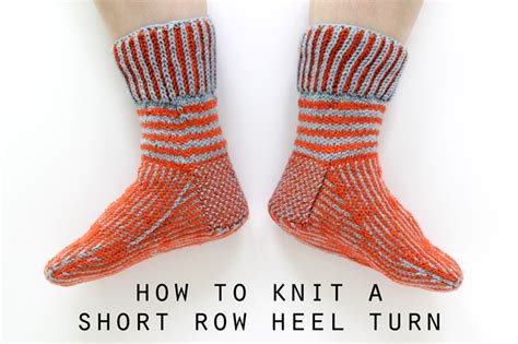 how to turn in knitting row how to knit a row heel turn funkasonic kal