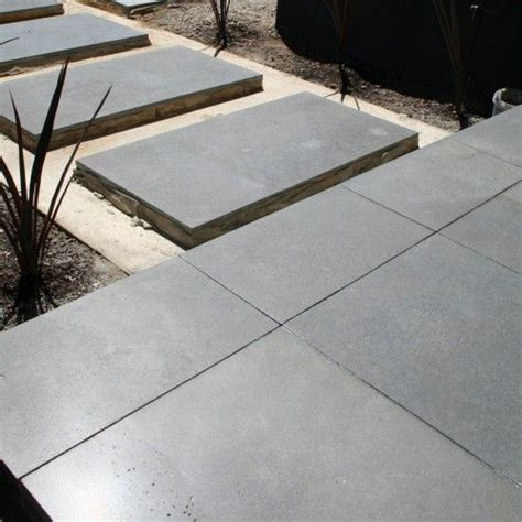 a durable beautiful finish large format basalt pieces for external use basalt pinterest