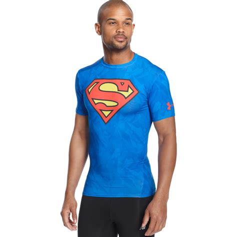 T Shirt Armour Premium Impor Limited Performance Edition 7 superman armour logo www pixshark images galleries with a bite