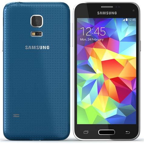 samsung galaxy s5 mini g800h 16gb hspa unlocked gsm quad samsung galaxy s5 g800h dual sim blue mini is shaped in