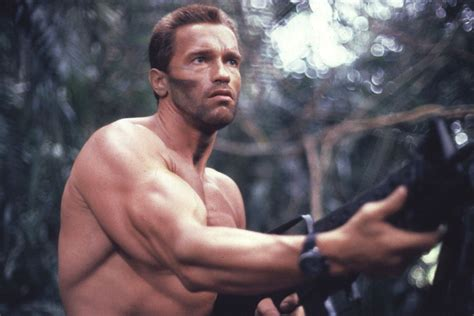 arnold schwarzenegger reprises his iconic in the predator news rumors and everything we