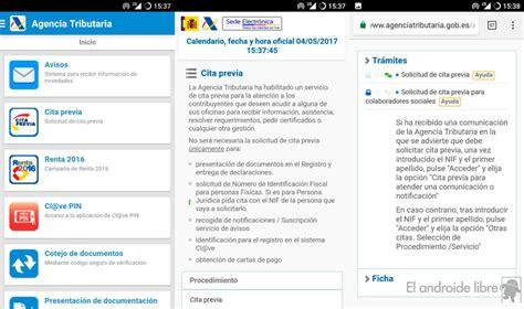 telfono cita previa hacienda 2016 telefono para pedir el borrador de hacienda 2016